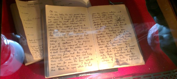 Dr Watson's Daily Diary about Sherlock Holmes
