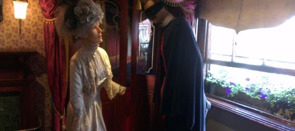 Masked Lover from Sherlock Holmes Novels