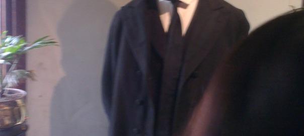 Sherlock Holmes Wax Dummy